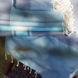 COOL-FOUTA PACK 4+1 (Oferta 85.49€) Gris & Tiffany Sal de Ibiza Edition