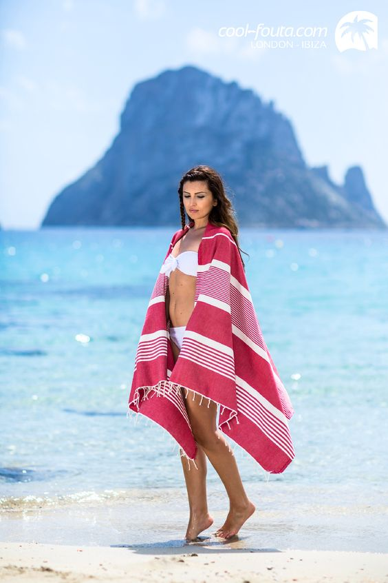 Cool-Fouta Hammam Towels Es Vedra