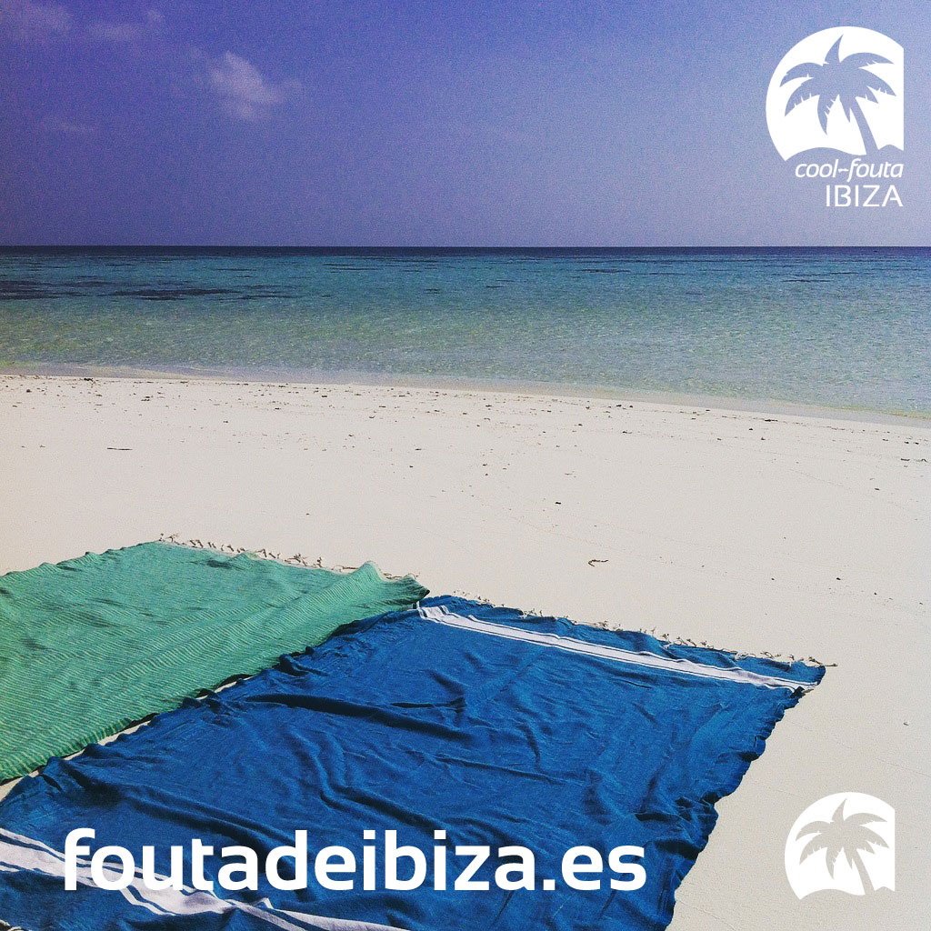 Cool-Fouta Hammam Towels in Maldives