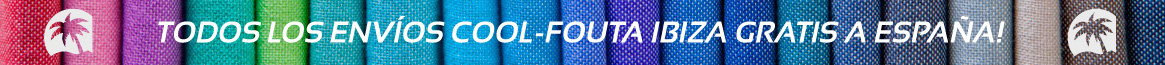 Cool-Fouta de Ibiza es color! Tu toalla pareo de hammam Fouta con los gastos de envío gratis a España...