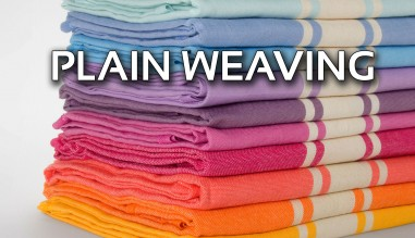 Buy your high quality Hammam Fouta towel Plain Weaving for the best price with our discounts