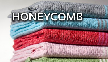 Buy your high quality Hammam Fouta towel Honeycomb Weaving for the best price with our discounts
